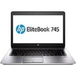 "Hp elitebook 745 g2, 14"", amd a8 pro 7150b ,1, 9ghz, 4ram, 120ssd, 1600x900, win10 home"