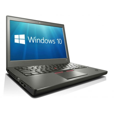 "Lenovo ThinkPad X250, 12.5"", SSD 180GB, 8GB RAM, i5-5300, 2.3GHZ, 1366x768, Intel HD Graphics 520 Win 10pro"