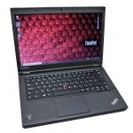 "Lenovo T440p, 14"", HDD 500GB, 4GB RAM,i5-4200, 2.5GHZ, 1366x768, Intel HD 4600 Win 10pro"