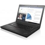 """Lenovo ThinkPad T460, 14"""", SSD 120GB, 8GB RAM, i5-6300U, 2.4GHZ, 1920x1080, Intel HD Graphics 530 Win 10pro"""